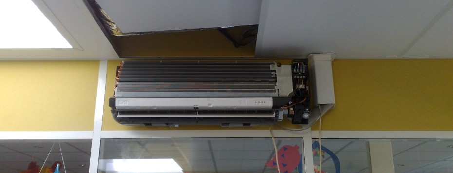 Maintenance et reparation climatisation