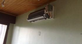 Installation de climatisation chez un particulier