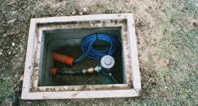 Installation d'une geothermie sur nappe phreatique